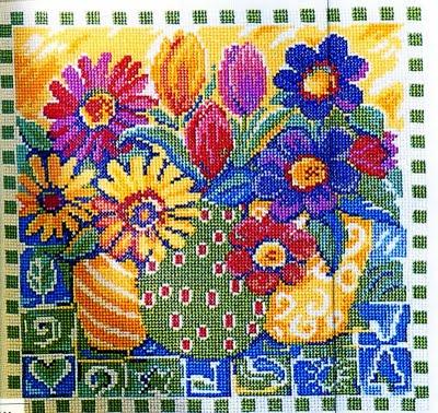 UFO - Flores de Colores