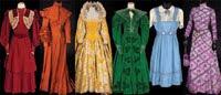 * period costumes *
