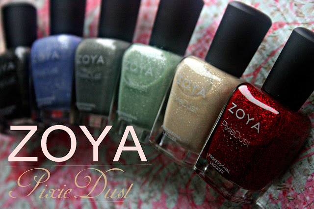 ZOYA PixieDust - Review, Photos & Swatches