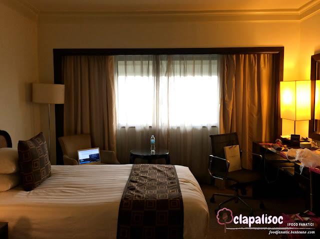 Intercontinental Hotel Manila Twin Sharing Room