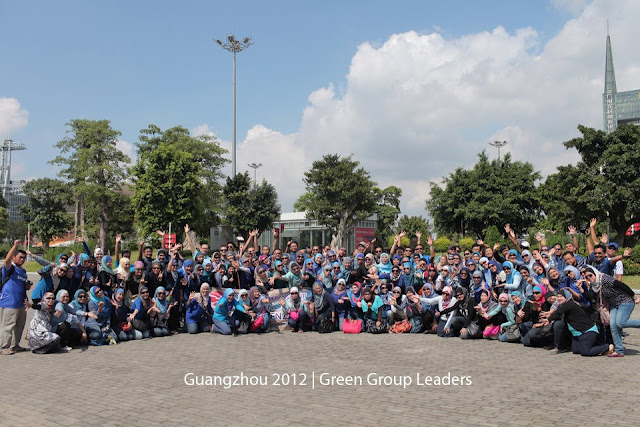 Green Leaders Academy (GLAM) from premium beautiful top agents in guangzhou