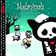 SKELANIMALS HC VOL 01 ITS A WONDERFUL AFTERLIFE