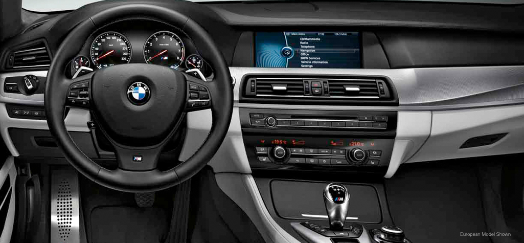 Test Drive: First Impressions - 2013 BMW M5