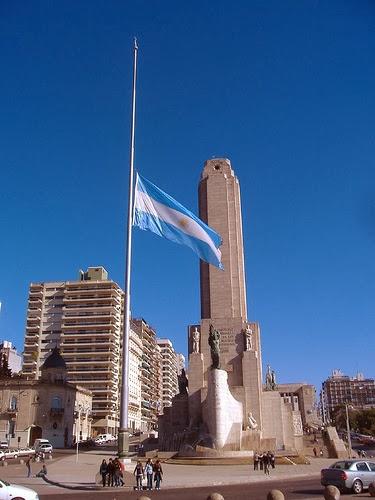 Vista en la que se aprecia la hermosa ciudad de Buenos Aires.