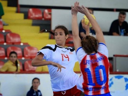 Tunez vence a Paraguay en Mundial Juvenil | Mundo Handball