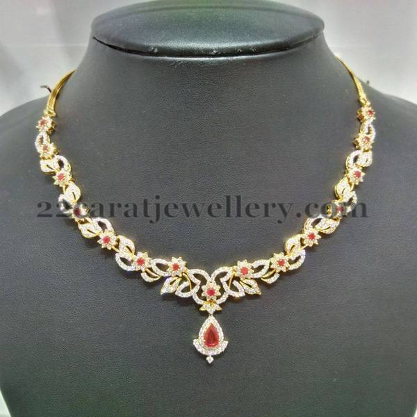 2 to 3 Lakhs Diamond Sets