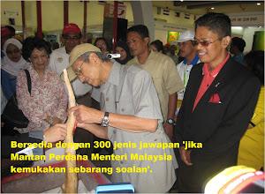 Tongkat Ali Nu-Prep 100,MAHA 2010 Tun Mahathir Former Prime Minister of Malaysia,eurycoma longjack