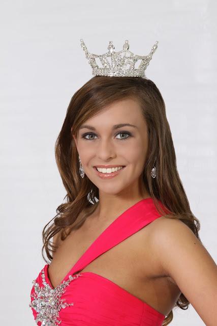 Victoria T. Brown-O'Brien Miss Delaware's Outstanding Teen 2011