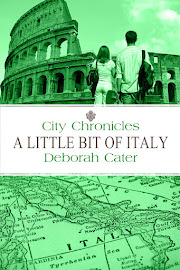 A LITTLE BIT OF ITALY - Papaerback and Kindle versions AVAILABLE NOW!
