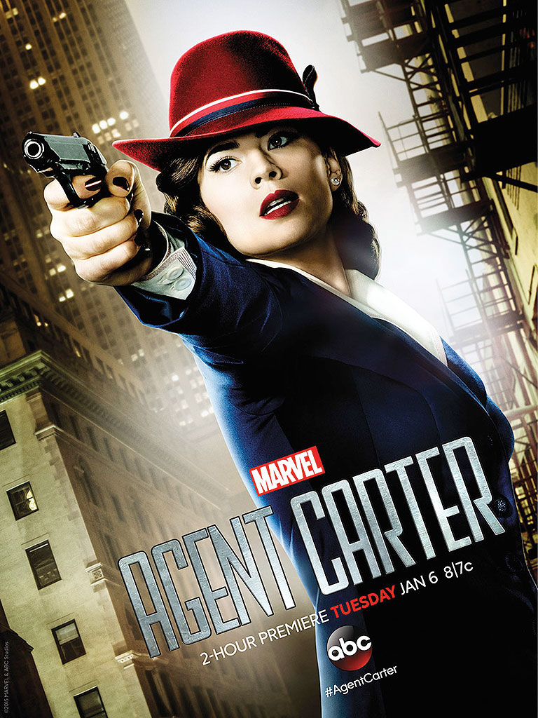 Assistir Agent Carter 2x02 - A View in the Dark Online