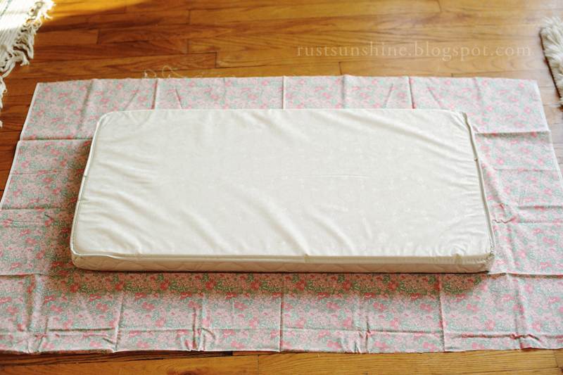 Rust Amp Sunshine Fitted Sheets