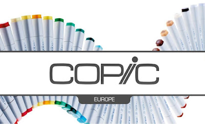 Copic Marker Europe