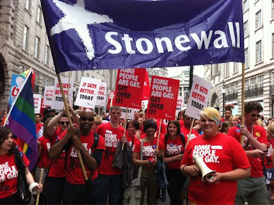 Pride London 2011 - picture from Stonewall UK