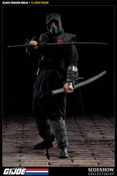 Cobra Black Dragon The Black Dragon Ninja Sixth