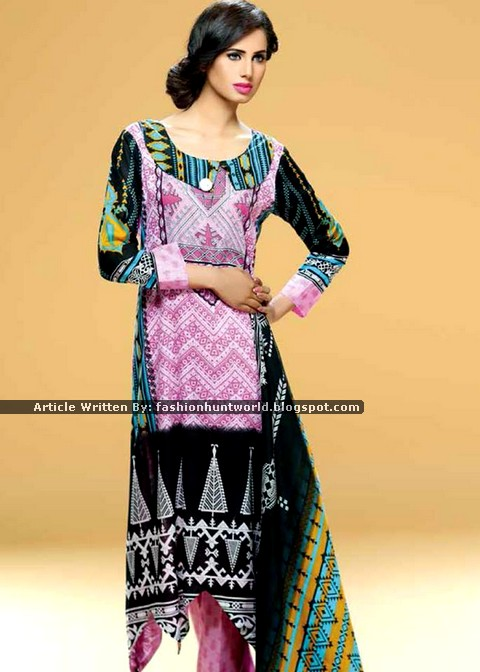 Libas Lawn Collection 2015 VOL-2 By Shariq Textile