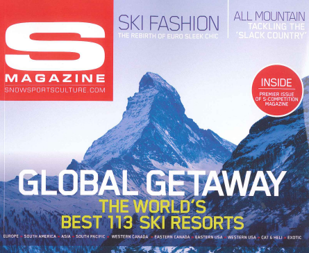 S Magazine (Snowsportsculture.com) named the Top 113 Ski Resorts in the ...