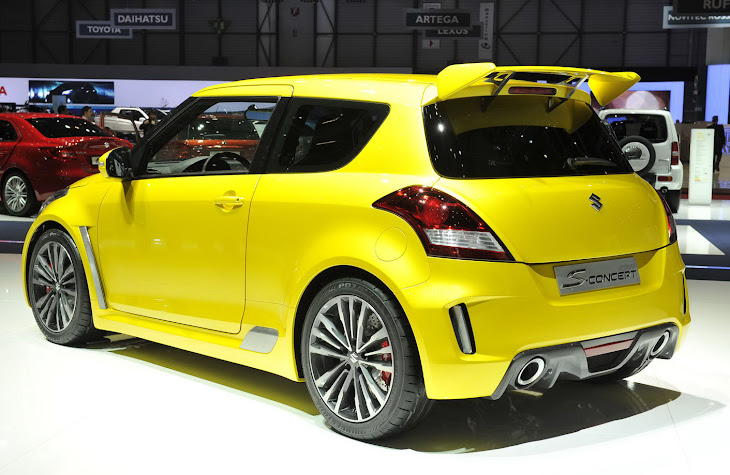 Suzuki Swift S