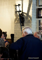 Terry Devine in The Crypt; Great Photos By Bill Symmons