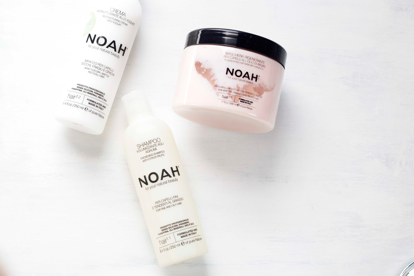 NEW IN: HAIRCARE + GIVEAWAY