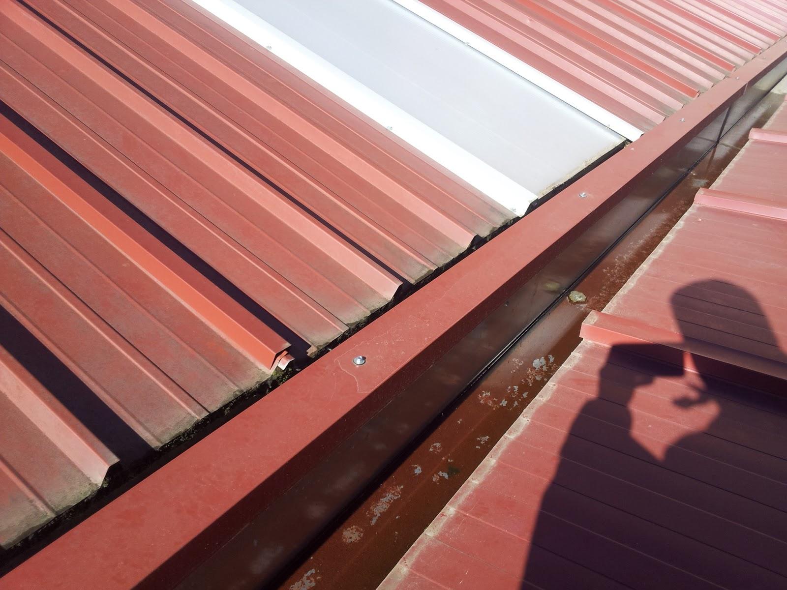 Chapa trapezoidal y paneles ie representaciones panel - Como colocar un canalon ...