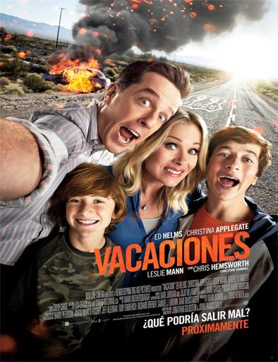 Ver Vacaciones (Vacation) (2015) Online