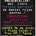 Presentación de Cristo Barroco (Orem 2012) de Daniel Rojas Pachas y exposición de la editorial Orem (Trujillo) en Tacna - Perú