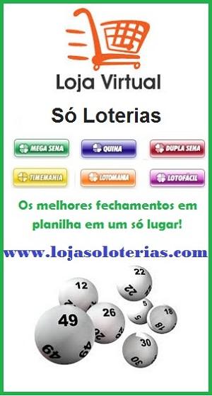 Loja Só Loterias