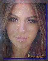 kobiece piękno brunetka