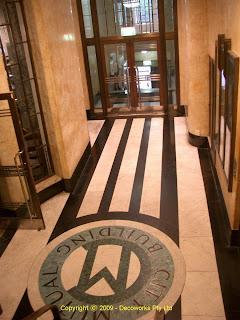 CML side entrance foyer