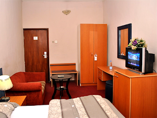 Dannic Hotel, Port Harcourt Galaxy rooms