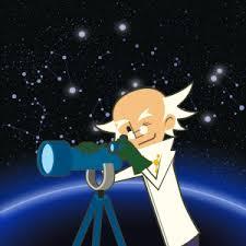 Foto do día do Universo