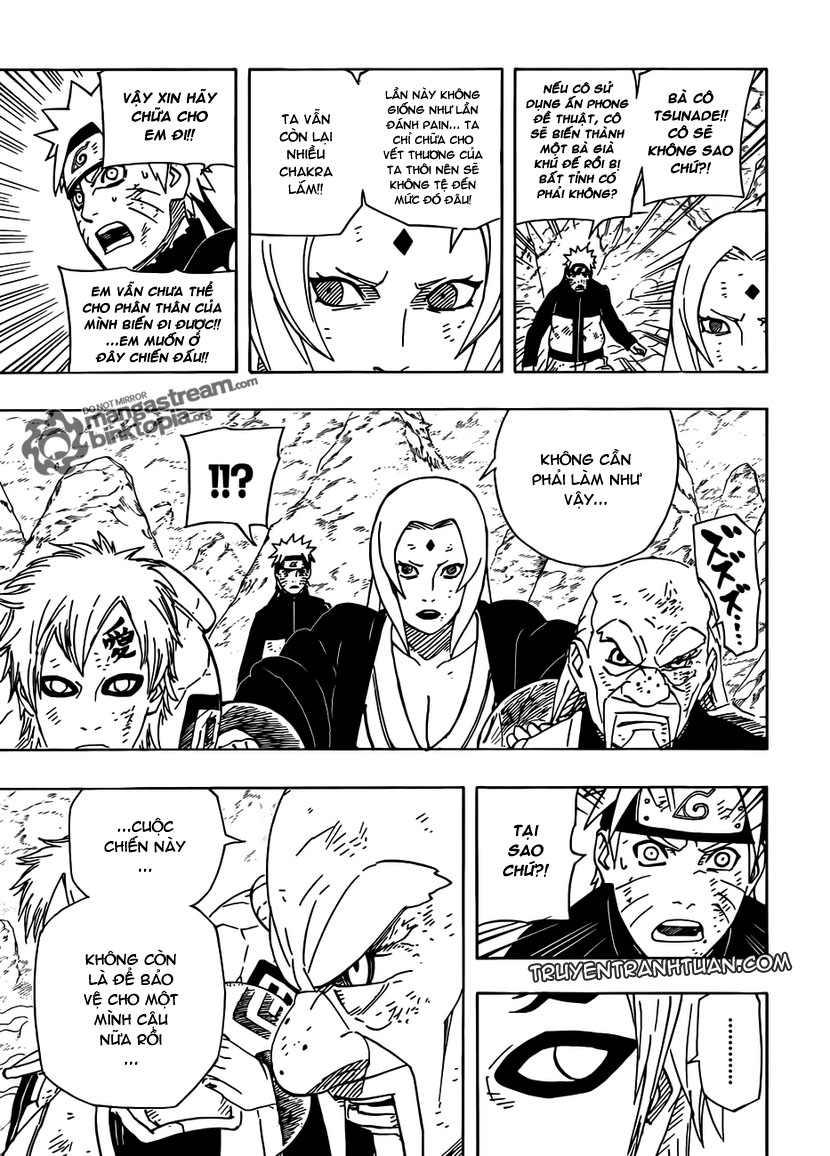 Naruto - Chapter 563 - Pic 7