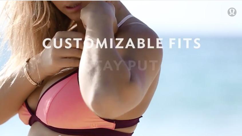 lululemon bikini