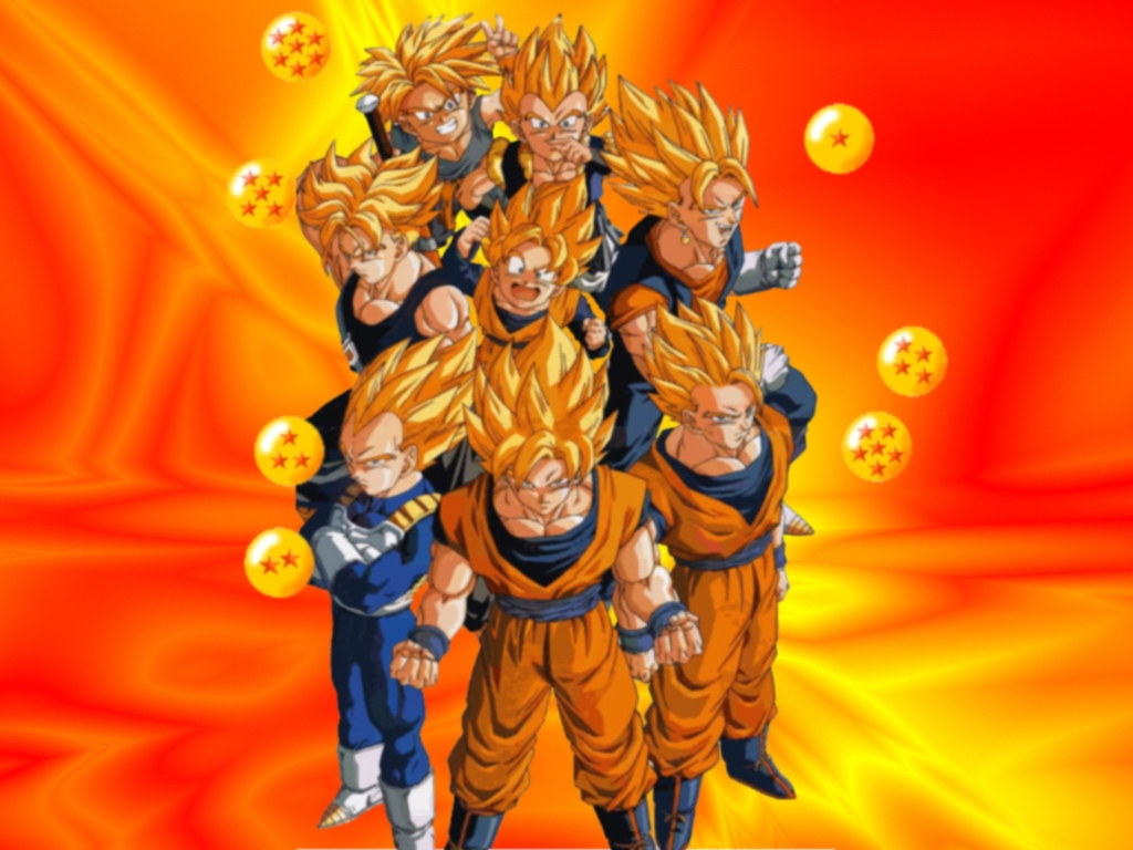 Dragon ball z anime world - Photo dragon ball z ...