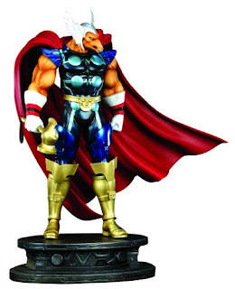 Beta Ray Bill (Marvel Comics) Character Review - Statue Product