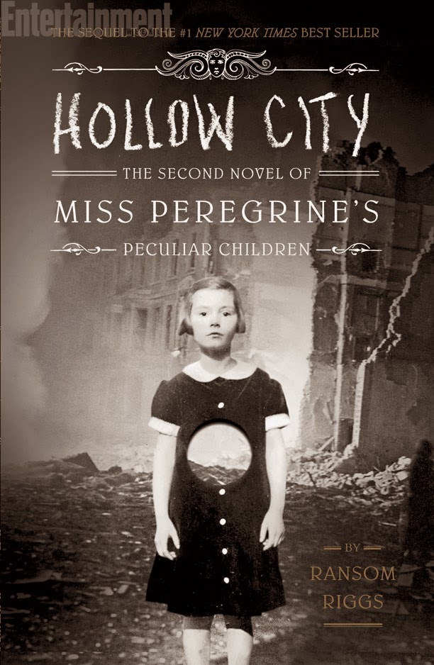 Book: HOLLOW CITY