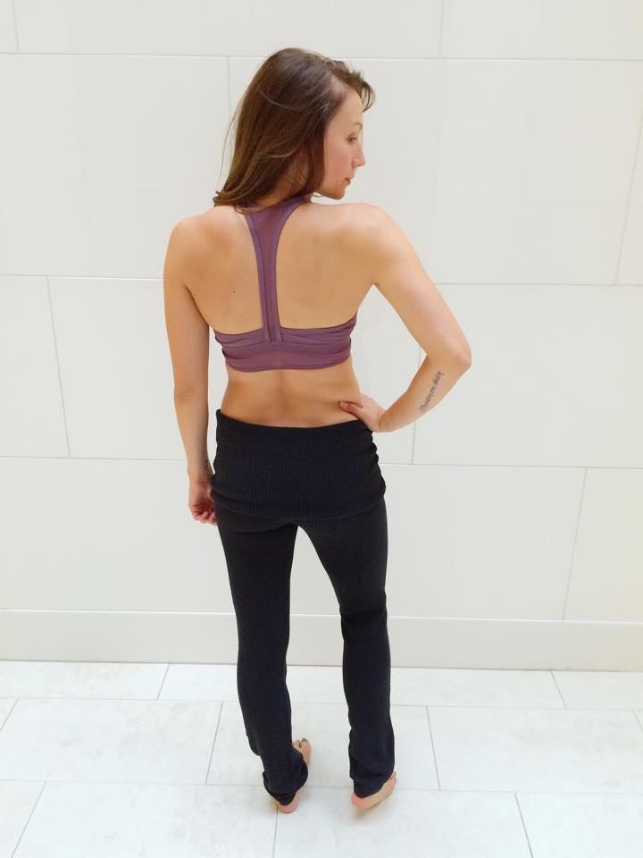 lululemon citta pant seek the heat bra