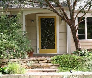 Fotos y dise os de puertas puertas usadas Puertas metalicas usadas