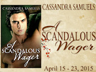 A Scandalous Wager Blitz & Giveaway