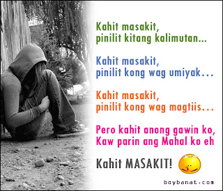 Ilocano Funny Love Quotes : Pinoy Sad Love Quotes and Sad Love Messages - Boy Banat