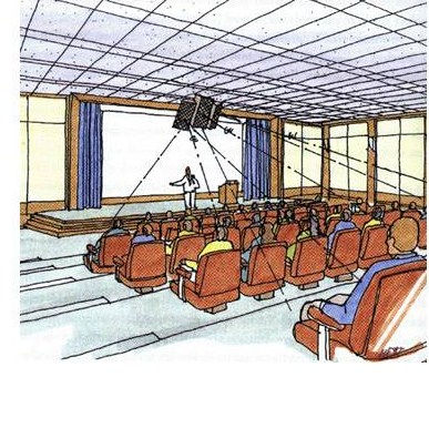 Arts Of Living Life Noise Controll And Auditorium Design