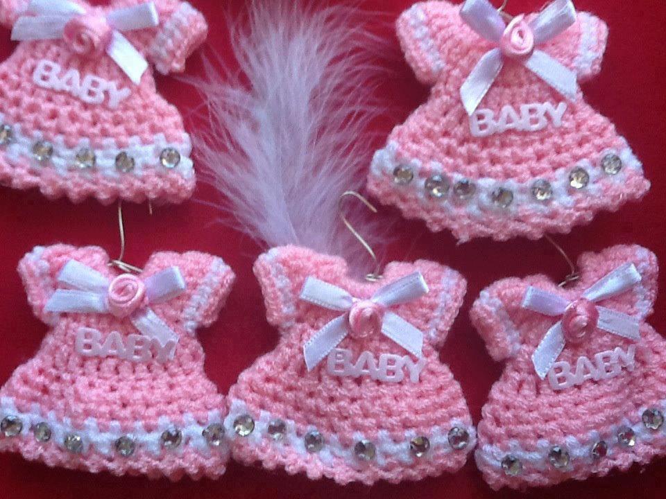 Patrones de Crochet Mini Vestidos para Regalar - Patrones Crochet
