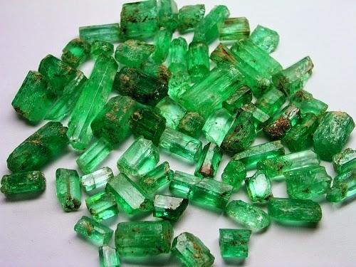Ebay Colombian Emerald Rings