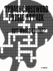 Check Out My Rock Crossword Book Series