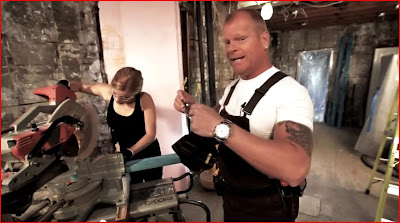 Mike Holmes Tattoo Watch 2012 - The Holmes Spot