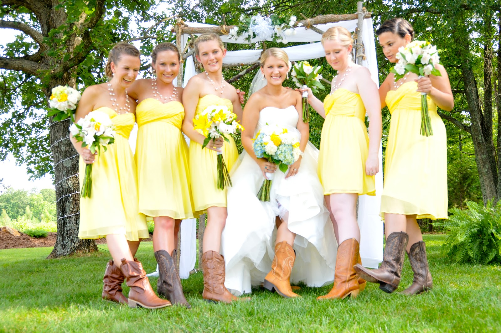 Yellow country style bridesmaid dresses dress ideas yellow country style bridesmaid dresses ombrellifo Choice Image