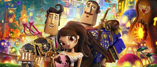 The Book of Life new on DVD and Blu-Ray