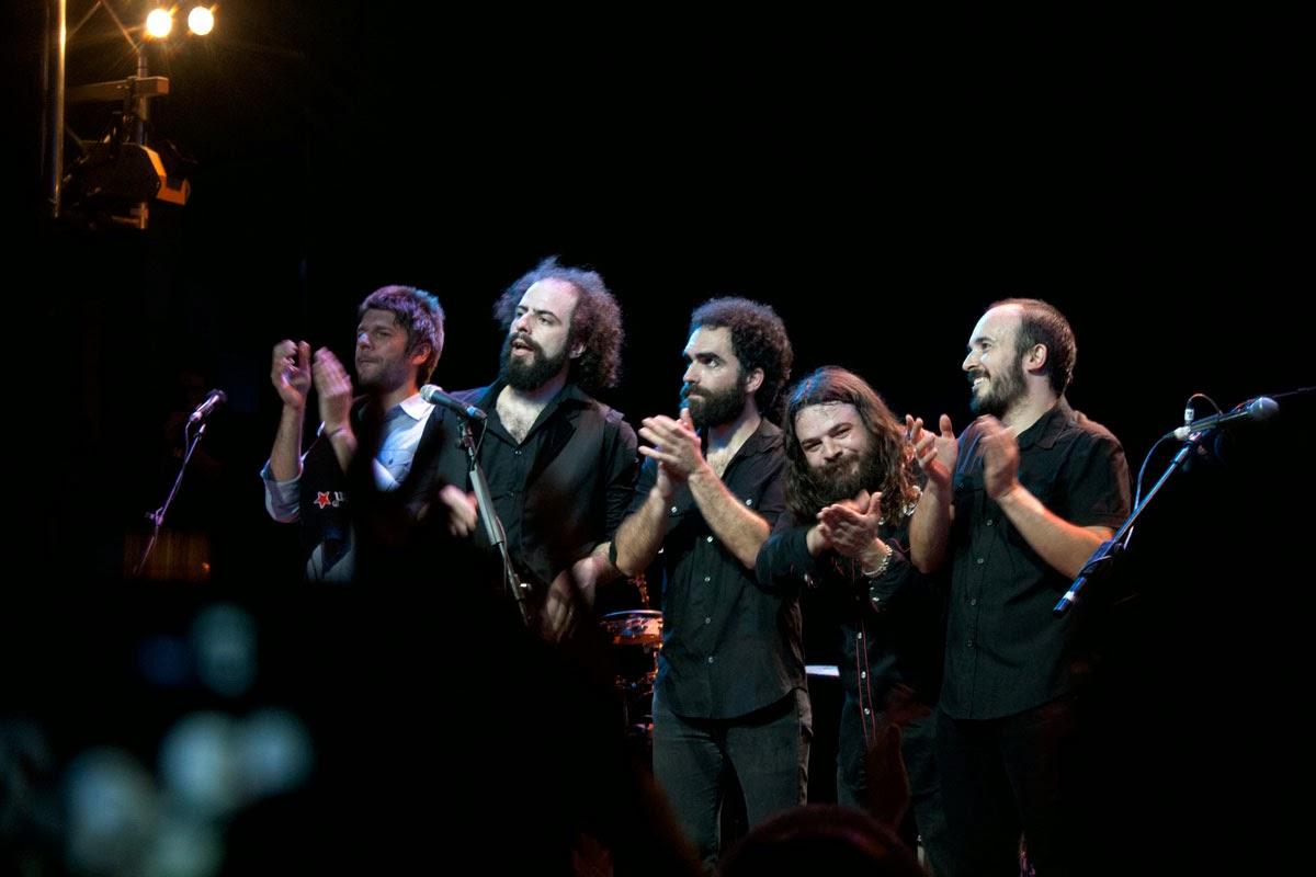 Rayuela musical febrero 2014 for Blanca romero grupo musical