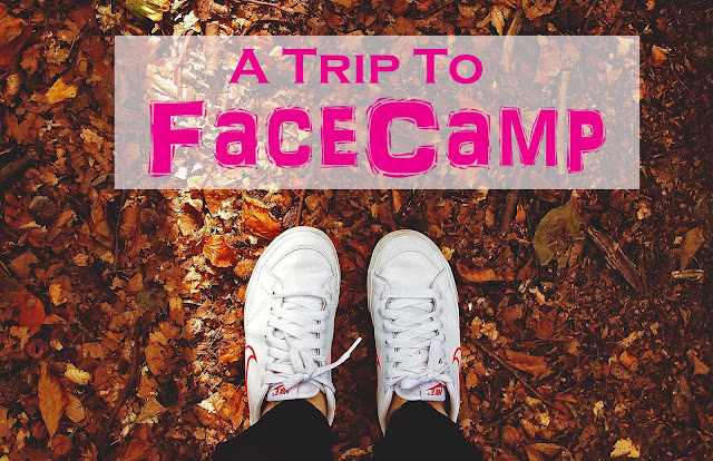 A WorkOut For Your Face? Forget The Gym, I'm Going to Face Camp!