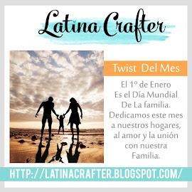 """Twist Mes de Enero 2017 """"Familia"""""""